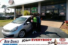 Congratulations to Janice Hayes on your new car  purchase from Terry Ingold at Bob Dance KIA! #NewCar