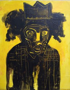 I am yellow. I am Rembrandt. ~Jean Michel Basquiat~