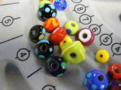 more lampwork beads