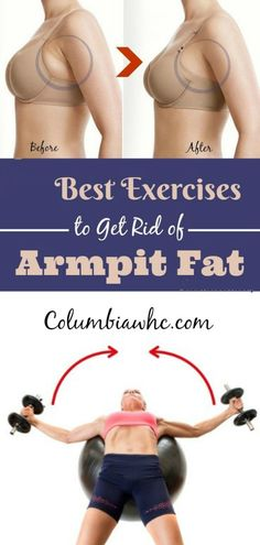 "This Best Armpit Fat Exercises to Get Rid of Underarm Fat Fast will aim to tone . - This Best Armpit Fat Exercises to Get Rid of Underarm Fat Fast will aim to tone up the ""armpit fa - Arm Pit Fat Workout, Belly Fat Workout, Tummy Workout, Abdominal Workout, Abdominal Fat, Underarm Workout, Lose Stomach Fat Workout, Abdominal Exercises, Tone It Up"