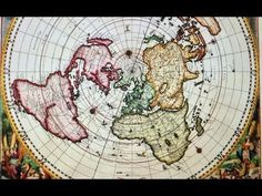 Pt.2. Some 500 yr Old maps. Curvature/Flat Earth. Astrolabe Survey, Solar Compass, Jesus Christ - YouTube