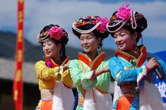 The Musuo Tribe, China...where women rule...also known as the Kingdom of Daughter - been in existence for the past 2000 yrs in the Lugu Lake region of Southern China