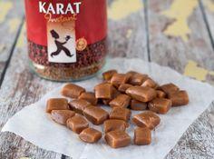 Opskrift på hjemmelavede Karameller med kaffesmag i mikrovnen