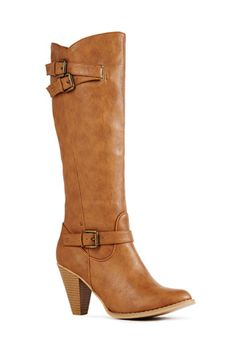 JF Shevon boots! Love the color and the heel! and again, who has enough cute boos in a neutral color? , #justfabonline #sweeps