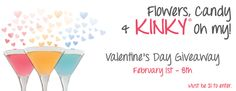 KINKY Beverages is giving away some fabulous Valentine's prizes!