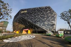 Praça Internacional de Negócios West Taihu / LAB Architecture Studio + SIADR