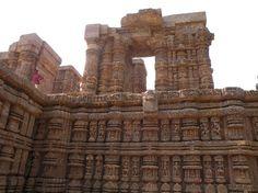 Konark temple in Odisha http://travel.mapsofindia.com/travel-konark/