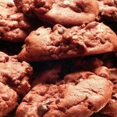 "Pudding Mix Chocolate Chip Cookies on BigOven: Try this Pudding Mix Chocolate Chip Cookies recipe, or contribute your own.  """" and ""Chocolate"" are two of the tags cooks chose for Pudding Mix Chocolate Chip Cookies."
