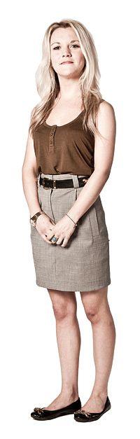 Helen Price, Media Production Graduate, De Montfort University, Leicester
