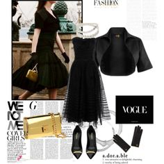 """Devil Wears Prada Outfit 10"" by jessicarogers-1 on Polyvore"