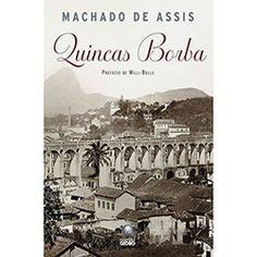 Livro - Quincas Borba