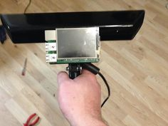 Proof of concept Scanner with Kinect and Raspberry – Mario Lukas Scanner 3d, 3d Scanners, Mario, Raspberry Pi 2, Proof Of Concept, Arduino, Hold On, Ghost Hunting, Diy