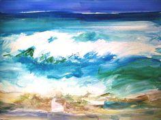 Cómo pintar el mar | eHow en Español
