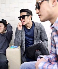 빈지노 beenzino a man with style