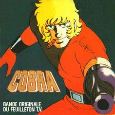 Cobra (コブラ, Kobura) est un manga de Buichi Terasawa. Il a été adapté en dessin animé (une série TV et un film).Pour le personnage de Cobra, Buichi Terasawa s'est inspiré de Jean-Paul Belmondo. Le dessinateur, étant un fan de l'acteur français........SOURCE WIKIPEDIA.ORG........