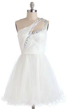 SWAN DANCE DRESS. Maybe in full length?