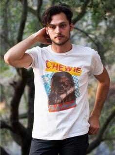 Star Wars Chewie Tee #junkfoodclothing