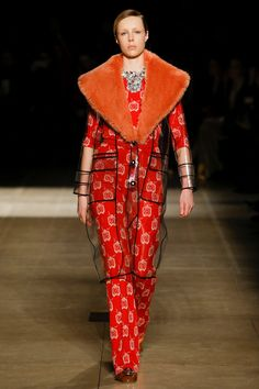 See the complete Miu Miu Fall 2017 Ready-to-Wear collection.