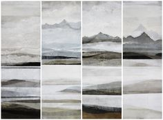 Carol Rannersberger Sublime landscape prints and paintings
