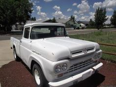 1960 Ford F-100 Pickup (AZ) - $7,900 Please call Charlie @ 928-853-0395 to see this F-100.