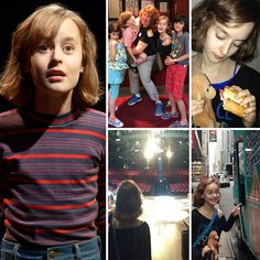 FUN HOME's Sydney Lucas shows off her favorite things! #pinoftheday Fun Home Broadway, Fun Home Musical, Musical Theatre Broadway, Broadway Shows, The Music Man, Star Show, Theatre Nerds, Awesome Stuff, Fangirl