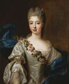 Portrait Of Madame Louise de France At Fontevrault - Buscar con Google