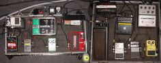 Jonny Greenwood - Radiohead (Pedal Power 2 Plus)