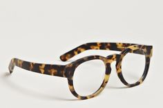 Larke Gill Matt Safari Glasses