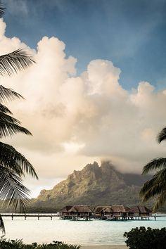 Hôtel Four Seasons, Bora Bora