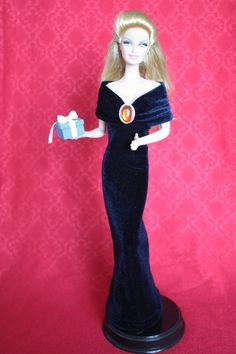 Charity Gala Barbie dress