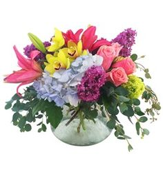 Dearest Mom by Cactus Flower - Scottsdale AZ Florist  #mothers day flowers https://www.cactusflower.com/ProductDetail-15050-Local+Delivery-Mothers+Day.html