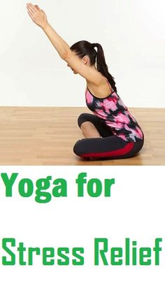 Yoga is the most effective way to deal with stress. This article lists five of t… Yoga is the most effective way to deal with stress. This article lists five of the yoga exercises you can try to deal with stress. Two People Yoga Poses, Yoga Poses For Two, Yoga For Stress Relief, Stress Yoga, Yoga For You, Advanced Yoga, Yoga Positions, Relaxing Yoga, Yoga For Flexibility