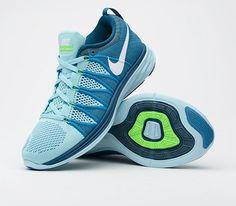 best sneakers aef2c ea278 Nike WMNS Flyknit Lunar2 - Glacier Ice   White. Popular Nike ShoesFlyknit  ...