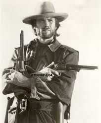 CLINT EASTWOOD WESTERN POSTER