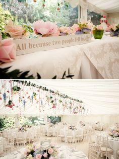 A Whimsical & Glamorous Wedding   Whimsical Wonderland Weddings