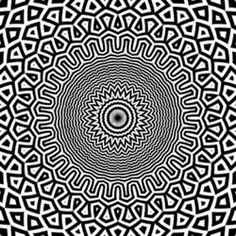gif trippy Cool hippie drugs boho indie high patterns psychedelic mind hippy Psychedelic art designs psych
