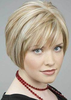 Haarschnitte und Frisuren für runde Gesichter 2015                                                                                                                                                     Mehr