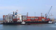 Arribaron 211 contenedores con medicina, alimentos e higiene al Puerto de La…