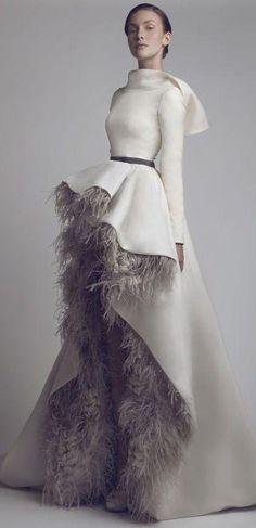 Ashi Studio Couture S/S 2014 // wedding dress inspiration