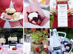 The Bridal Solution: TBS Inspiration: BBQ Themed Rehearsal Dinner