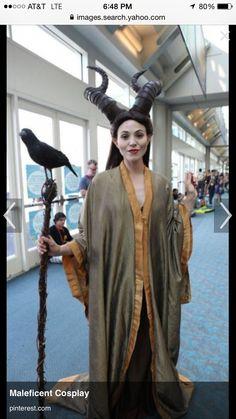 Malificent costume