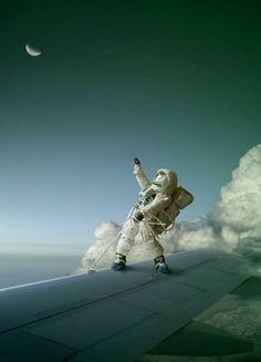 Image shared by Serinous. Find images and videos about space and astronaut on We Heart It - the app to get lost in what you love. Astronaut Drawing, Astronaut Illustration, Space Illustration, Photomontage, Astronauts In Space, Space Cowboys, Major Tom, Lost In Space, Space And Astronomy