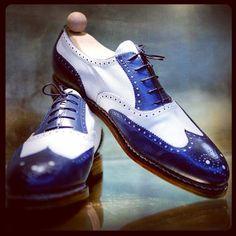 The Spectator #maftei #bespoke #shoes