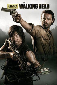 Poster von The Walking Dead