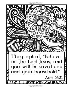 Amazon Scripture Coloring Book Bible For Adults