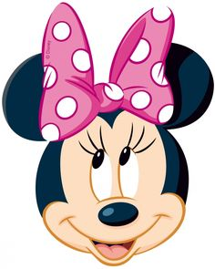 Minnie Mouse Birthday Clipart | Clipart Panda - Free Clipart Images