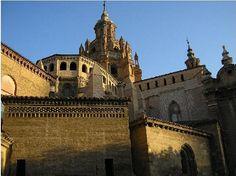 Cathedral in Tarazona Spain