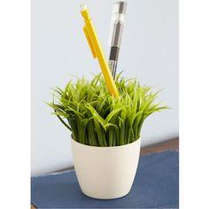 Grass is Greener Pen Stand - Dot & Bo
