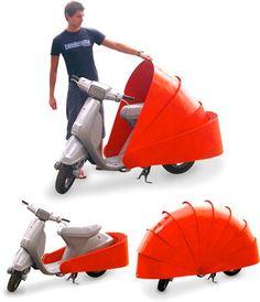 Scootergarage