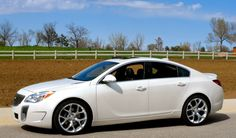 All new Buick Regal GS Turbo All Wheel Drive is a well handling mid sized sports sedan with European influence. Buick Regal Gs, 2015 Buick, Buick Lacrosse, Buick Skylark, Sports Sedan, Grand National, Hot Cars, Cars Motorcycles, Luxury Cars